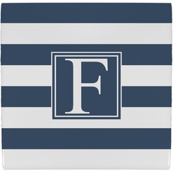 Horizontal Stripe Ceramic Tile Hot Pad (Personalized)