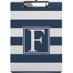 Horizontal Stripe Clipboard (Personalized)