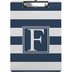 Horizontal Stripe Clipboard (Personalized)