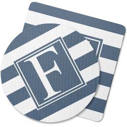 Horizontal Stripe Rubber Backed Coaster (Personalized)