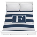 Horizontal Stripe Comforter (Personalized)