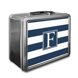 Horizontal Stripe Lunch Box (Personalized)