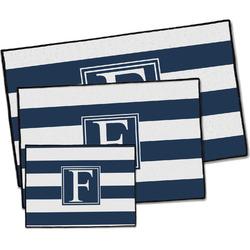 Horizontal Stripe Door Mat (Personalized)