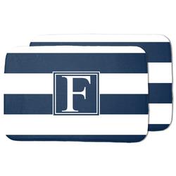 Horizontal Stripe Dish Drying Mat (Personalized)