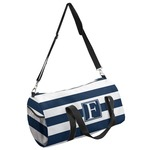 Horizontal Stripe Duffel Bag (Personalized)