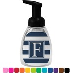Horizontal Stripe Foam Soap Dispenser (Personalized)