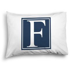 Horizontal Stripe Pillow Case - Standard - Graphic (Personalized)
