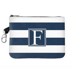 Horizontal Stripe Golf Accessories Bag (Personalized)