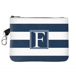 Horizontal Stripe Golf Accessories Bag (Personalized)