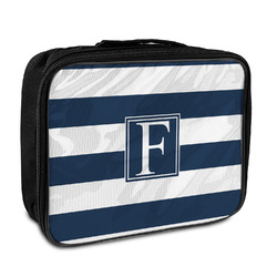 Horizontal Stripe Insulated Lunch Bag (Personalized)