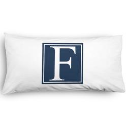 Horizontal Stripe Pillow Case - King - Graphic (Personalized)