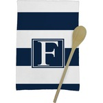 Horizontal Stripe Kitchen Towel - Full Print (Personalized)