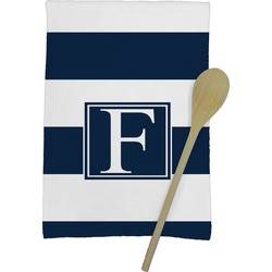 Horizontal Stripe Kitchen Towel - Full Print (Personalized)
