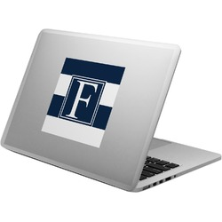 Horizontal Stripe Laptop Decal (Personalized)