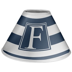 Horizontal Stripe Coolie Lamp Shade (Personalized)