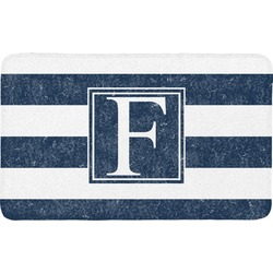 Horizontal Stripe Bath Mat (Personalized)