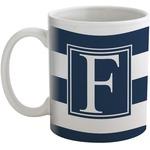 Horizontal Stripe Coffee Mug (Personalized)