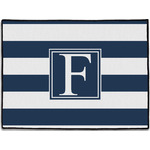 Horizontal Stripe Door Mat (Personalized)
