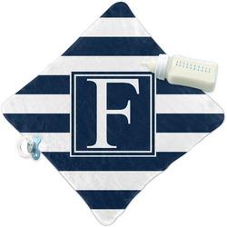 Horizontal Stripe Security Blanket (Personalized)