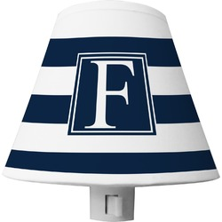 Horizontal Stripe Shade Night Light (Personalized)