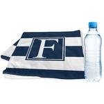 Horizontal Stripe Sports & Fitness Towel (Personalized)