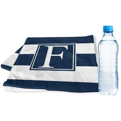Horizontal Stripe Sports Towel (Personalized)