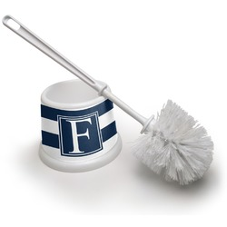 Horizontal Stripe Toilet Brush (Personalized)