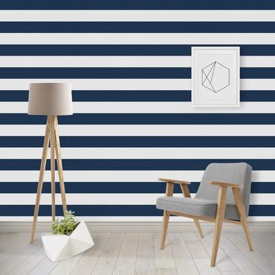 Horizontal Stripe Wallpaper & Surface Covering