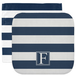 Horizontal Stripe Facecloth / Wash Cloth (Personalized)