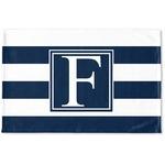 Horizontal Stripe Woven Mat (Personalized)