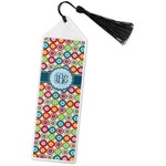 Retro Circles Book Mark w/Tassel (Personalized)