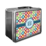 Retro Circles Lunch Box (Personalized)