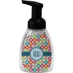Retro Circles Foam Soap Dispenser (Personalized)