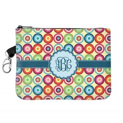 Retro Circles Golf Accessories Bag (Personalized)