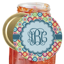Retro Circles Jar Opener (Personalized)