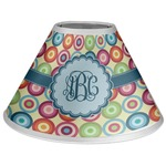 Retro Circles Coolie Lamp Shade (Personalized)