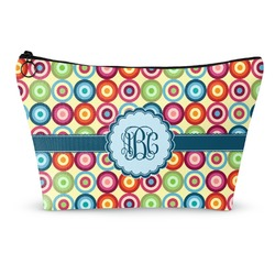 Retro Circles Makeup Bags (Personalized)