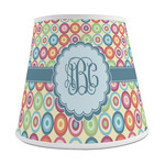 Retro Circles Empire Lamp Shade (Personalized)