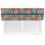 Retro Circles Valance (Personalized)