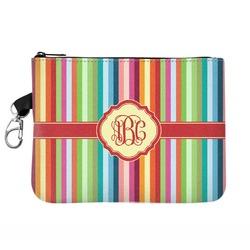 Retro Vertical Stripes Golf Accessories Bag (Personalized)