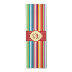 Retro Vertical Stripes Runner Rug - 3.66'x8' (Personalized)