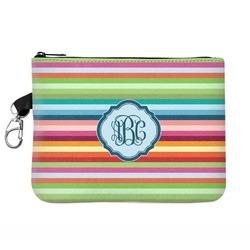 Retro Horizontal Stripes Golf Accessories Bag (Personalized)