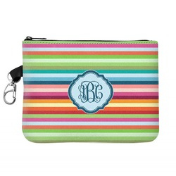 Retro Horizontal Stripes Golf Accessories Bag (Personalized)