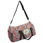 Retro Fishscales Duffel Bag (Personalized)