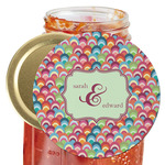 Retro Fishscales Jar Opener (Personalized)