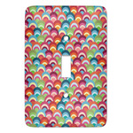 Retro Fishscales Light Switch Covers (Personalized)