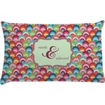 Retro Fishscales Pillow Case (Personalized)