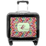 Retro Fishscales Pilot / Flight Suitcase (Personalized)