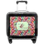 Retro Fishscales Pilot / Flight Suitcase (Personalized)