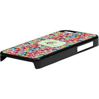 Retro Fishscales Plastic iPhone 5C Phone Case (Personalized)